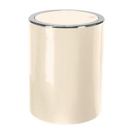 CLAP odpadkový koš výklopný 5 litrů, béžový (5829202858)