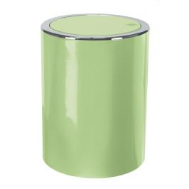 CLAP odpadkový koš výklopný 5 litrů, zelený (5829617858)