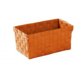BRAVA košík střední 21,5x9,5x11cm, oranžový (5862488060)