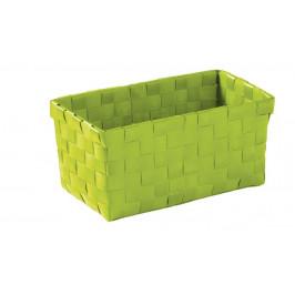 BRAVA košík střední 21,5x9,5x11cm, zelený (5862625060)