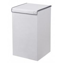 Koš na prádlo VOLTA 55 litrů, světle šedý (5831146860)