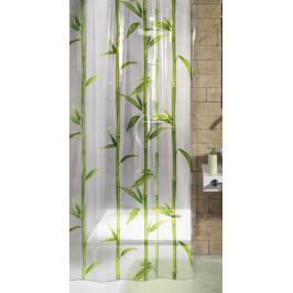 BAMBU sprchový závěs 180x200cm, PVC bambus (5249625305)