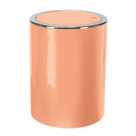 CLAP odpadkový koš výklopný 5 litrů, oranžový (5829414858)