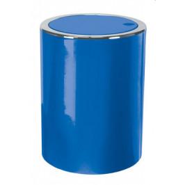 CLAP odpadkový koš výklopný 5 litrů, modrý (5829798858)