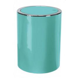 CLAP odpadkový koš výklopný 5 litrů, tmavě zelený (5829607858)