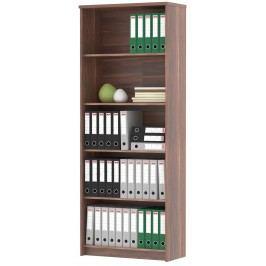 MB JH055 skříň dveřová švestka/bílá (JH050)