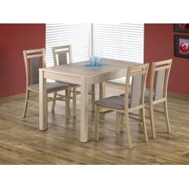 Jídelní stůl rozkládací MAURYCY, dub sonoma