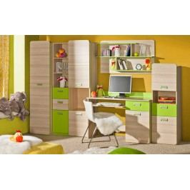 MALYS Levný nábytek do dětského pokoje LORENTO 2