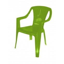 Dětská židle JERRY 41082 zelená