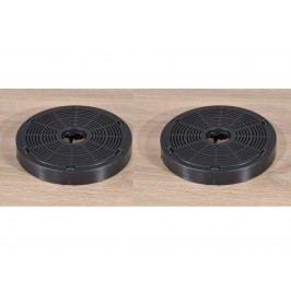 Pyramis Karbonový filtr pro odsavač par PYRAMIS 60 cm stříbrný - 2 ks