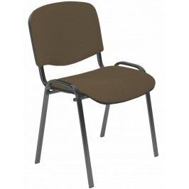 Smartshop Konferenční židle ISO, hnědá