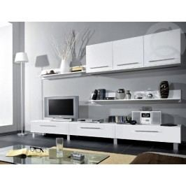 CASARREDO MONICA, obývací stěna, bílá