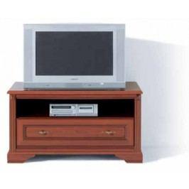 Black Red White STYLIUS, televizní stolek, NRTV 1s, třešeň