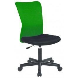 Idea Kancelářská židle MONACO, zelená barva