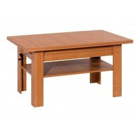 Konferenční stolek SYLVIE rozkládací, barva: