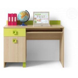 psací stůl SUNNY zelená