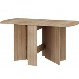 Skládací jídelní stůl EXPERT 2, dub sonoma
