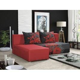 Smartshop Rohová sedačka ESPANA 5, červená