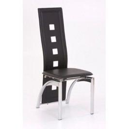 Smartshop Židle K4, černá