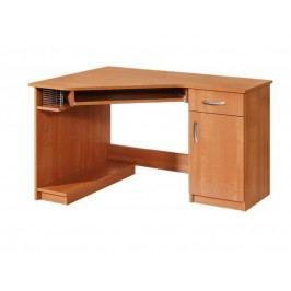MORAVIA FLAT PC stůl rohový CARMEN, pravý, barva: