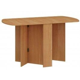 Skládací jídelní stůl EXPERT 2, olše