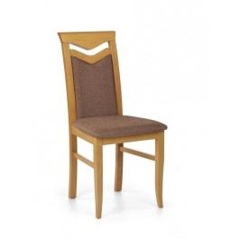 Halmar Jídelní židle CITRONE, olše