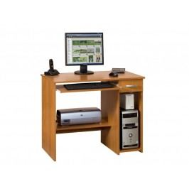 MORAVIA FLAT Studentský PC stůl KUBA, barva: