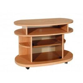 MORAVIA FLAT Televizní stolek LONDON 1, barva: