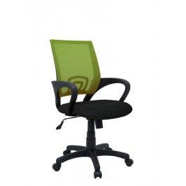 Idea Kancelářské křeslo TREND zelené