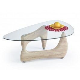 Halmar Konferenční stolek KAREN, dub sonoma