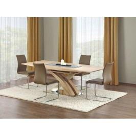 Jídelní stůl rozkládací SANDOR, dub sonoma