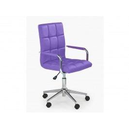 Halmar Dětská židle GONZO 2, fialová