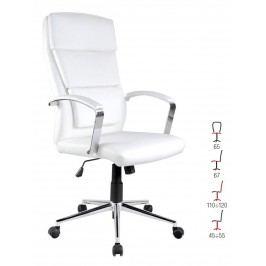 Smartshop Kancelářské křeslo AURELIUS, bílá