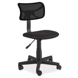Smartshop Kancelářská židle Q-014, černá