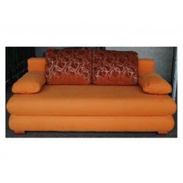 Pohovka NICO, oranžová