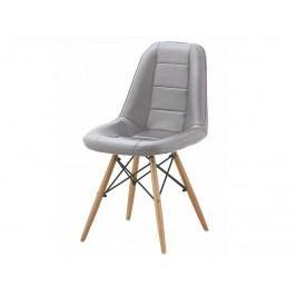 Smartshop Jídelní židle VERDI, šedá