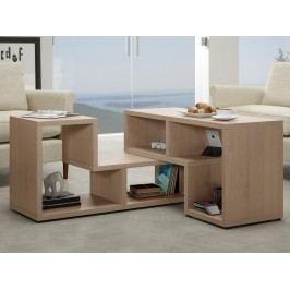 Konferenční stolek TOP, dub sonoma