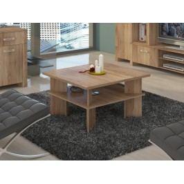 MORAVIA FLAT Konferenční stolek VECTRA 1, dub sonoma