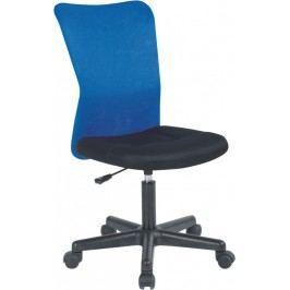 Idea Kancelářská židle MONACO, modrá barva