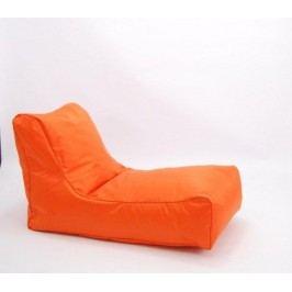 Smarshop LOUNGE, sedací křeslo, oranžová