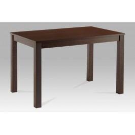 Jídelní stůl BT-6957 WAL, barva ořech