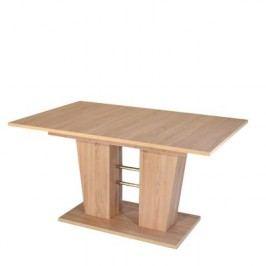 Jídelní stůl BREDA dub sonoma, rozkládací
