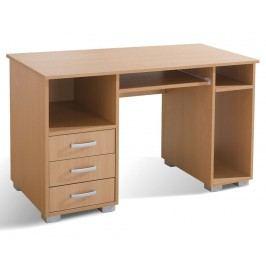 ANA 3F, PC stolek, bílá