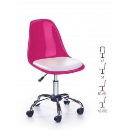 Smartshop Dětská židle COCO II, růžová
