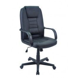 MANELAS, kancelářské křeslo, černá