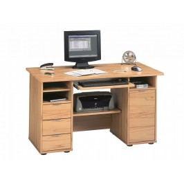ORFA MIX PC stůl se šuplíky a skříňkou CLS 220, buk