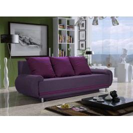 Pohovka AMORE 2, fialová