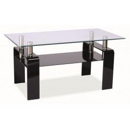 Smartshop Konferenční stolek STELLA - černý