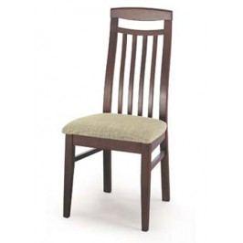 Dřevěná židle ořech BE810 WAL BEZ SEDÁKU