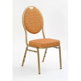 Židle K-67, zlatá